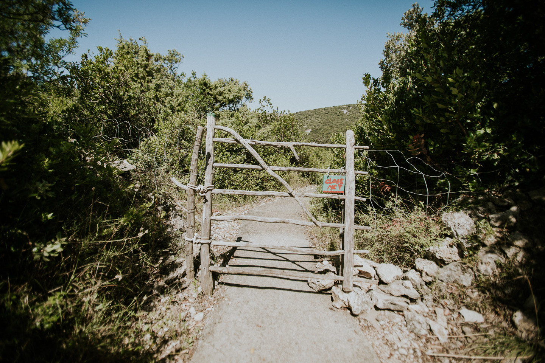 Zugangstor-Bucht-Ustrine-Insel-Cres