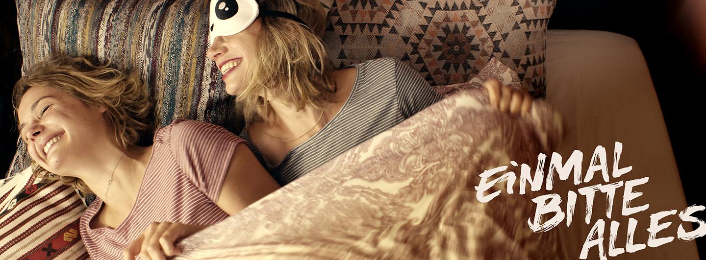Interview mit Helena Hufnagel für Ihren Film Einmal bitte alles Freundschaft
