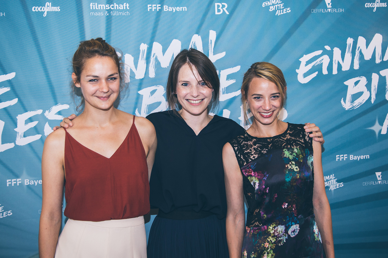 Interview mit Helena Hufnagel zum Film Einmal bitte alles